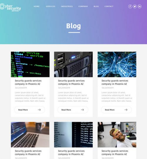 cybersecurityservices Blog
