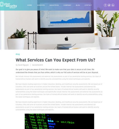 cybersecurityservices Blog single